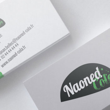 graphisme, logo, Naoned Cola