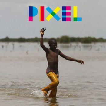 Création du site internet Ateliers PIXEL