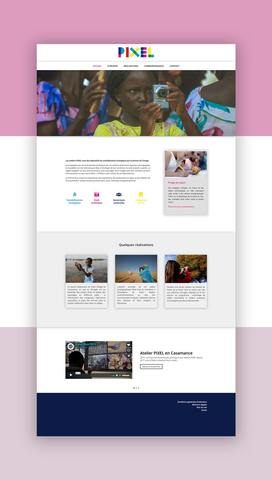 CreationSiteinternet-Pixel