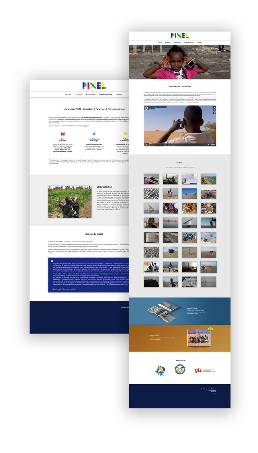 CreationSiteinternet-ateliersPixel